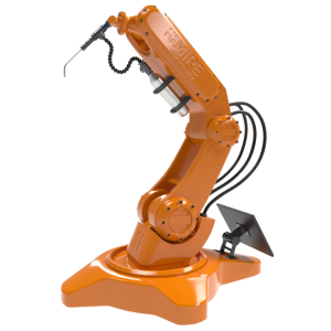 Braccio Arancio - 3D Visualizer
