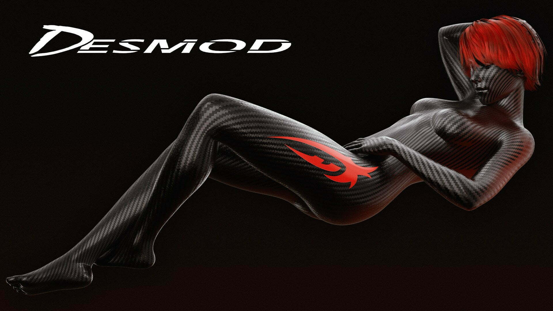 Desmod Racing Fashion | Rollup Art by Mire Studio